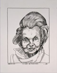 Liliane Bettencourt Buisness Woman / L'Oreal