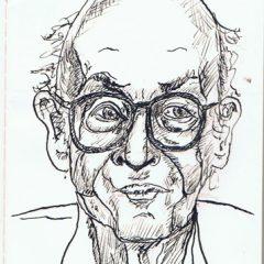 Marvin Minsky Scientist (A.I.)