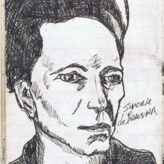 Simone de Beauvoir Writer