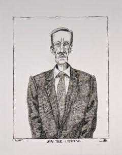 Walter Liedtke Late Art Historian MoMA