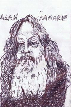 Alan Moore Artist
