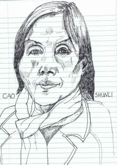 Cao Shunli - Human Rights Activist in China - Died while in custody. A person with the courage of her convictions.