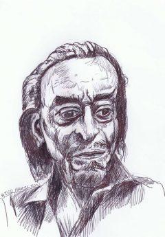 Chico Hamilton - Jazz Musician - Drummer