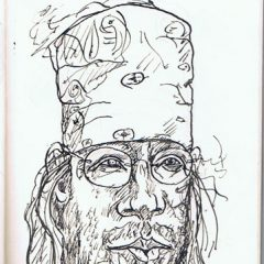 David Foster Wallace Writer -  20th Anniversary of Infinite Jest