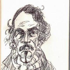 Eugene Delacroix French Artist 1798 - 1863