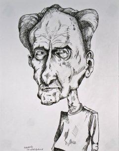 Frank Auerbach Painter
