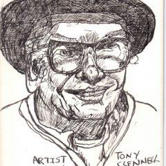 Tony Clennell Artist / Potter